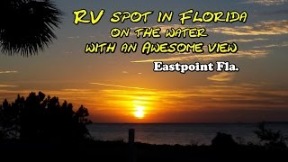Awesome RV spot on Florida's Gulfcoast Panhandle