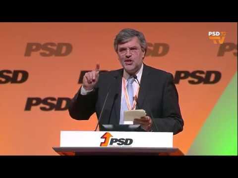 37º Congresso PSD - Intervenção de João Barbosa de Melo