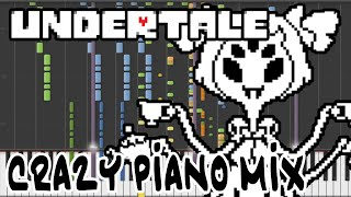 Video Crazy Piano Mix! SPIDER DANCE (Undertale) MP3, 3GP, MP4, WEBM, AVI, FLV Mei 2018