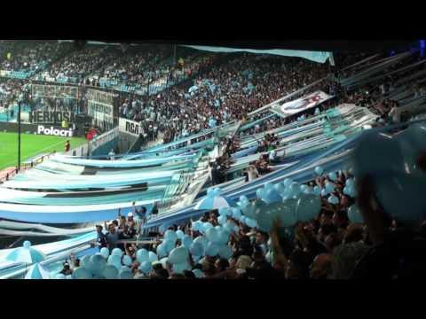Recibimiento - Racing 1 - 1 Tigre - La Guardia Imperial - Racing Club