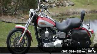 10. 2004 Harley-Davidson FXDL - Dyna Glide Low Rider  - Actio...