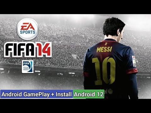 Fifa 14 Apk+Data + (Full Unlocked)+English Commentary Download For Android