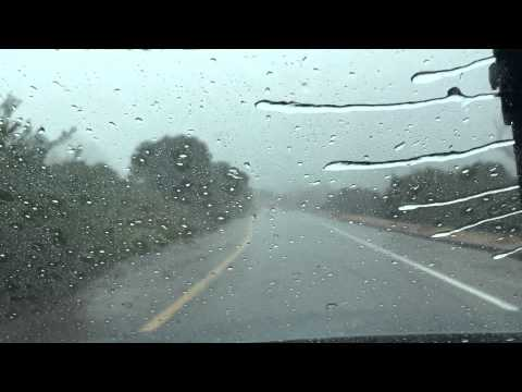 El Nino Rain in San Diego!