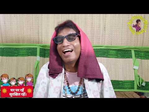 Corona Surrender Ho Gaya | कोरोना सरेंडर हो गया | Raju Srivastava Latest Funny Video