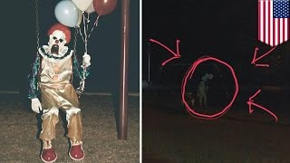 Lakeville (NY) United States  city images : Creepy clown hoax: Man arrested after fake Facebook clown warning causes locals to panic - TomoNews