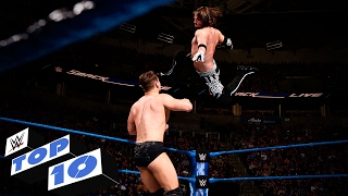 Nonton Top 10 SmackDown LIVE moments: WWE Top 10, Feb. 7, 2017 Film Subtitle Indonesia Streaming Movie Download