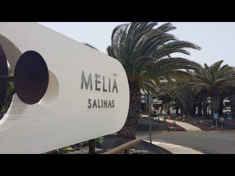 Hotel Melia Salinas Costa Teguise Lanzarote