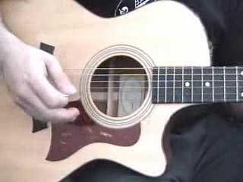 Basic Strumming For Guitar