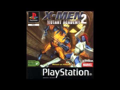 Asteroid M - X-Men Mutant Academy 2 OST