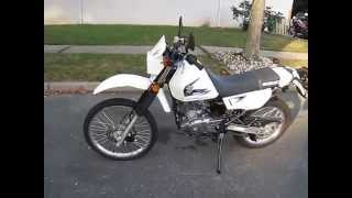 7. 2013 Suzuki Dr200SE White S0481 NEW - Sale Price $3895