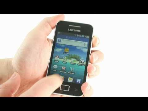Samsung Galaxy Ace S5830 hands-on