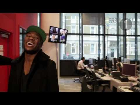 benga - Broadcasting House is the home of Radio 1, but not just Radio 1. Skream & Benga give you a tour behind the scenes of the building, showing you some of what e...