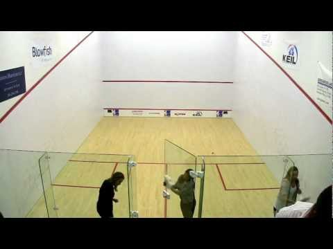 2012 Pro Squash Tour American Open Final
