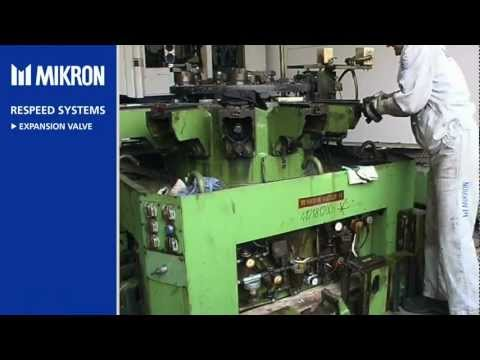 MIKRON - Respeed Systems - As good as new