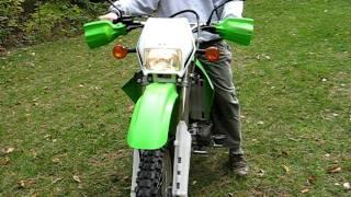 9. 2007 kawasaki klx 250