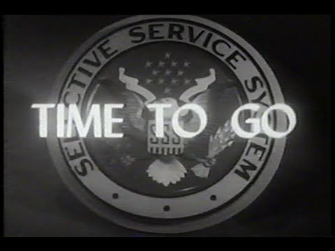 Selective Service - 1950's propaganda film explaining the necessity of the draft to persuade young men to comply with registering with the US Selective Services. Future adventur...