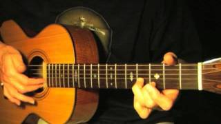 When Did You Leave Heaven - Lesson 1 - Big Bill Broonzy
