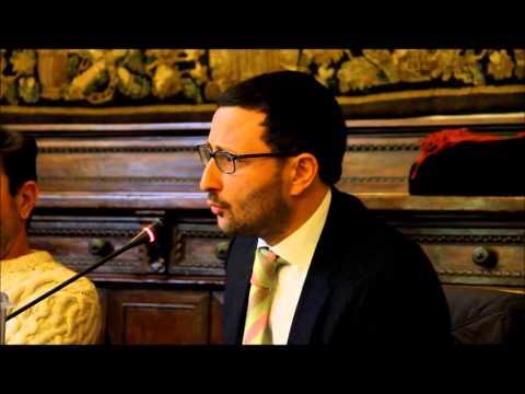 Luca Bauccio su moschea e terrorismo al dibattito del 6 marzo sulla costruzione di una moschea a Milano