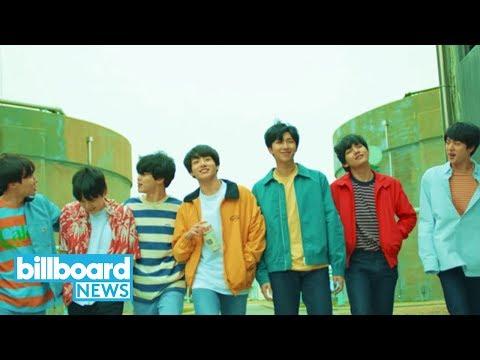 BTS Tease Next Album In 'Love Yourself' Series With 'Euphoria' Theme Video | Billboard News