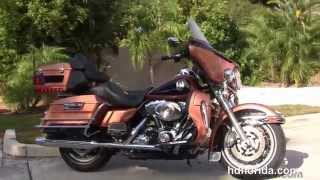3. Used 2008 Harley Davidson Ultra Classic Electra Glide Motorcycles for sale