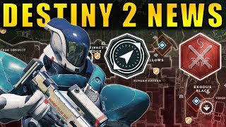 Discussing the latest new Destiny 2 News! BIG Destiny 2 Change → https://www.youtube.com/watch?v=tzR9tzWgpeAThis news includes information about story and lore, a breakdown of the content and activities on Nessus, flashpoints, new PvP news including a new game mode soon to be revealed, and more!IGN Article: http://ca.ign.com/articles/2017/07/07/destiny-2-hands-on-update-july-2017-flashpoints-milestone-and-our-early-impressions-a-ign-firstNessus Map: https://www.reddit.com/r/DestinyTheGame/comments/6lol1r/lets_talk_about_the_d2_nessus_map_in_the_vision/--- Official Merch: https://shop.bbtv.com/collections/kackishd--- My Twitter: https://twitter.com/RickKackis--- My Twitch Channel: http://www.twitch.tv/kackishd/profile