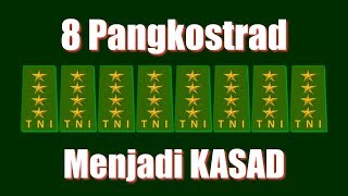 Video 8 Jenderal Pangkostrad yang menjadi KASAD MP3, 3GP, MP4, WEBM, AVI, FLV Maret 2019