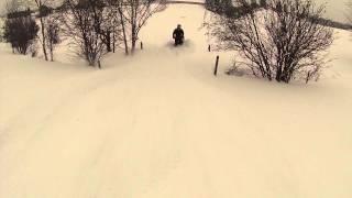 3. 2013 Arctic Cat M800 SnoPro 153