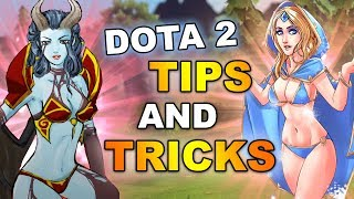 Download Lagu NEW Dota 2 Tricks and Tips! PATCH 7.19D Mp3