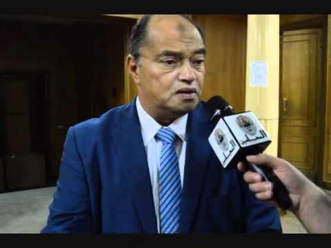 محمد الشحات: يترشح علي مقعد المستوى العام