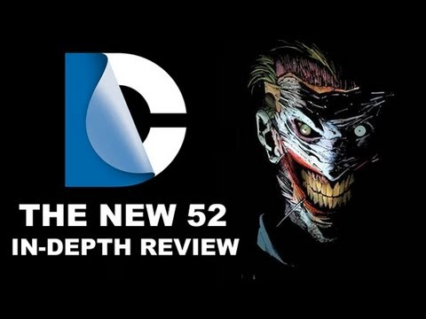 DC Comics - DC New 52 Review! Beyond The Trailer host Grace Randolph is joined by guest Kristin Hackett to discuss DC New 52 comics in-depth, including Justice League, S...