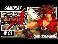 Guilty Gear Xx Accent Core Plus Gameplay 1 Jogando Pela