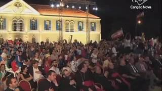 """Começou no Líbano a Jornada Mundial da Juventude Maronita. Jovens maronitas nascidos em outros países fazem um verdadeiro """"mergulho"""" em seu ambiente cultural e de origem, além de um aprofundamento da fé cristã.Reportagem de Fernanda Ferreira um Douglas FélixInscreva-se no nosso Canal: http://bit.ly/youtubetvcnAcesse o portal Canção Nova: http://goo.gl/GOXFYL Acesse a Loja Canção Nova: http://goo.gl/8Rsg6J Faça seu cadastro agora e seja bem-vindo à Família Canção Nova:  http://goo.gl/uBNjrD*Inscreva-se em nosso #Telegram, assim você fica mais perto da Canção Nova  https://telegram.me/cancaonovaBaixe gratuitamente em seu Smartphone, tablet e IPad os nossos Aplicativos. #TViTunes: https: //goo.gl/8pEs8i Googleplay: http://bit.ly/apptvcn#RádioiTunes: https://goo.gl/aMeJCh#Googleplay: https://goo.gl/dMC37e#Liturgia Diáriahttp://bit.ly/appliturgia#Músicas Canção Novahttps://goo.gl/a1gMv7"""