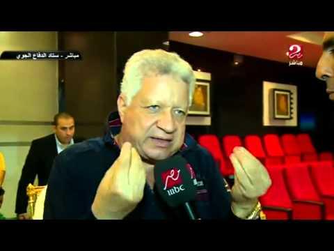 بالفيديو.. منصور لـ السيسي :محمود سعد أخطر على مصر من القنوات الدينية