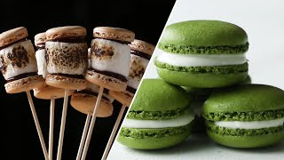 How to Make Macaron Recipes To Become A Macaron Master • Tasty by Tasty