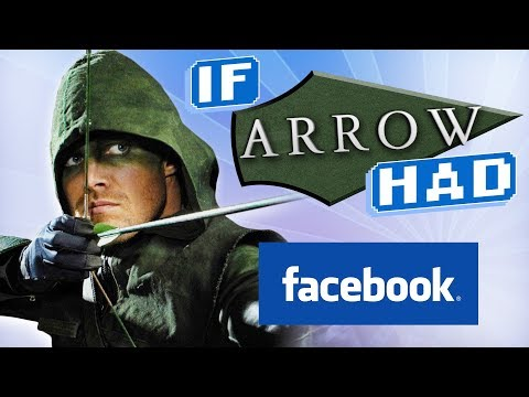 If DC had Facebook: Arrowverse Edition