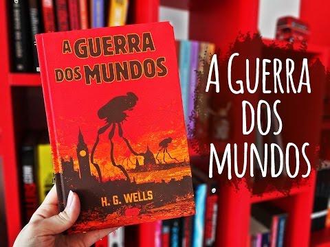 A GUERRA DOS MUNDOS, de H. G. Wells + SORTEIO | BOOK ADDICT
