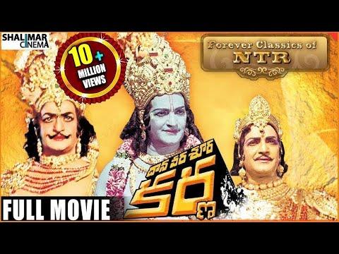 Video Daana Veera Soora Karna Telugu Full Length Classic Movie || NTR download in MP3, 3GP, MP4, WEBM, AVI, FLV January 2017