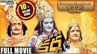 Video Daana Veera Soora Karna Telugu Full Length Classic Movie || NTR MP3, 3GP, MP4, WEBM, AVI, FLV Oktober 2018