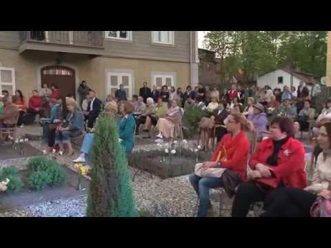 Video: Muzeju nakts Valmierā pulcē lielu skaitu apmeklētāju