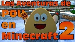 """Pou, la mascota de los smartphones, sigue con sus aventuras en Minecraft. Y lo hace por todo lo alto, en 3D! ¡Bienvenidos a las Pou Adventures!¡No te pierdas el paso de Pou por Minecraft y sus increibles aventuras!En esta nueva aventura Pou llega hasta las tierras nevadas y se encuentra con un simpático personaje... ¡Pingu! Pou y Pingu, Pingu y Pou... menuda pareja!Música de Kevin Mac Leod, Audionautix, librería músical de Youtube y """"Que entren los elefantes"""" de Starkindj.Agradecimientos:warrior_cat999 por ice_cavern map (http://www.planetminecraft.com/project/the-ice-cavern/)cristian bianchi por igloo map (http://www.planetminecraft.com/project/igloo-400325/)Drosovila por facilitarme los archivos del modelo de Pingu (https://steamcommunity.com/sharedfiles/filedetails/?id=518887651&searchtext=pingu)Starkindj por la canción """"Que entren los elefantes"""" (https://www.youtube.com/watch?v=wzAs4VLnXFg)"""