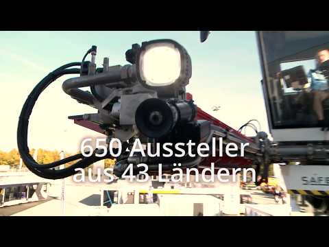 Die inter airport Europe 2017 in 90 Sekunden!