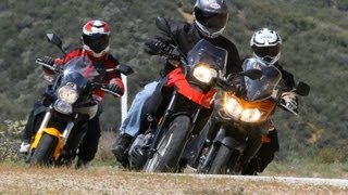 1. 2012 650 Adventure-Touring Shootout: BMW G650GS vs. Kawasaki Versys vs. Suzuki V-Strom 650 ABS