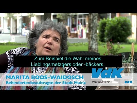 """VdK-TV: """"Weg mit den Barrieren!"""" – Private Güter und Dienstleistungen"""
