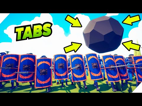 TABS 2019 # 2 - 26. Totally Accurate Battle Simulator  ТАБС