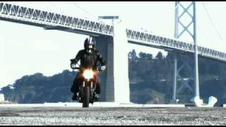 8. 2011 Zero S Electric Motorcycle - Natural Sounds