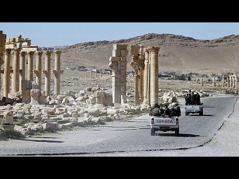 Παλμύρα: Η Αψίδα του Θριάμβου ξαναγεννιέται!