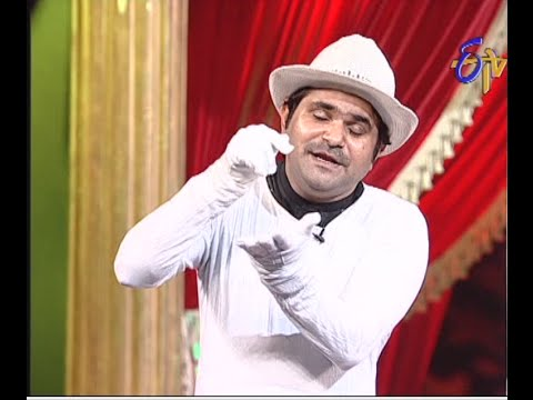 Jabardasth - ????????? -   Chalaki Chanti Performance on 11th September 2014 12 September 2014 07 AM