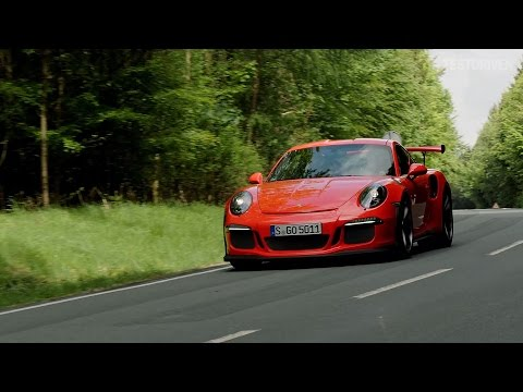New 2015 Porche 911 GT3 RS