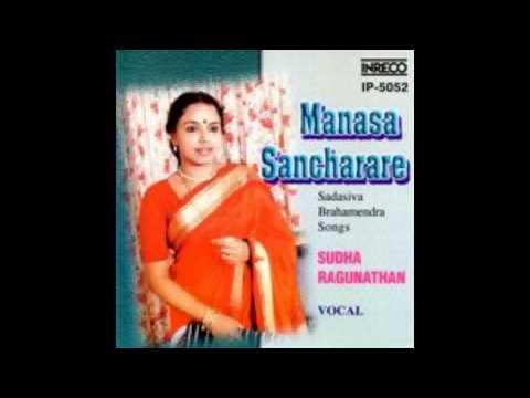 01 - Sudha Ragunathan - Manasa Sancharare - Manasa Sancharare (Sudha) (Raga Shyama; Tala Adi).