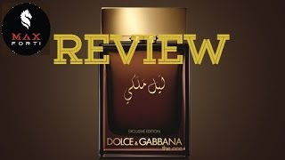 Dolce Gabbana The One Royal Night Review   Giveaway Winners   More